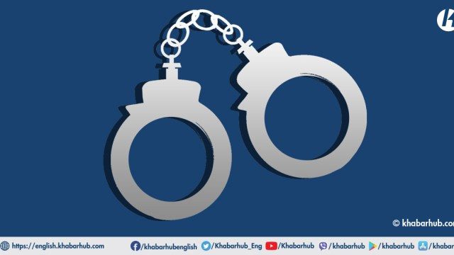 Police nab a woman in allegation of killing husband